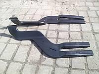 Патрубки обдува ног задних пассажиров Daewoo Lanos ЗАЗ Ланос ЗАЗ Сенс (оригинал, GM)