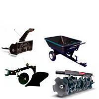 Навесное и дополнительное оборудование к бензиновым мотоблокам