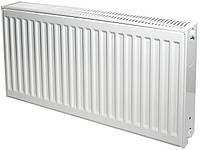 Стальные радиаторы отопления termoteknik тип 22 с нижним подключением 500/800