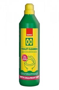 Чистящее и дезинфицирующее средство д/туалета 00. 1л, арт: 412481