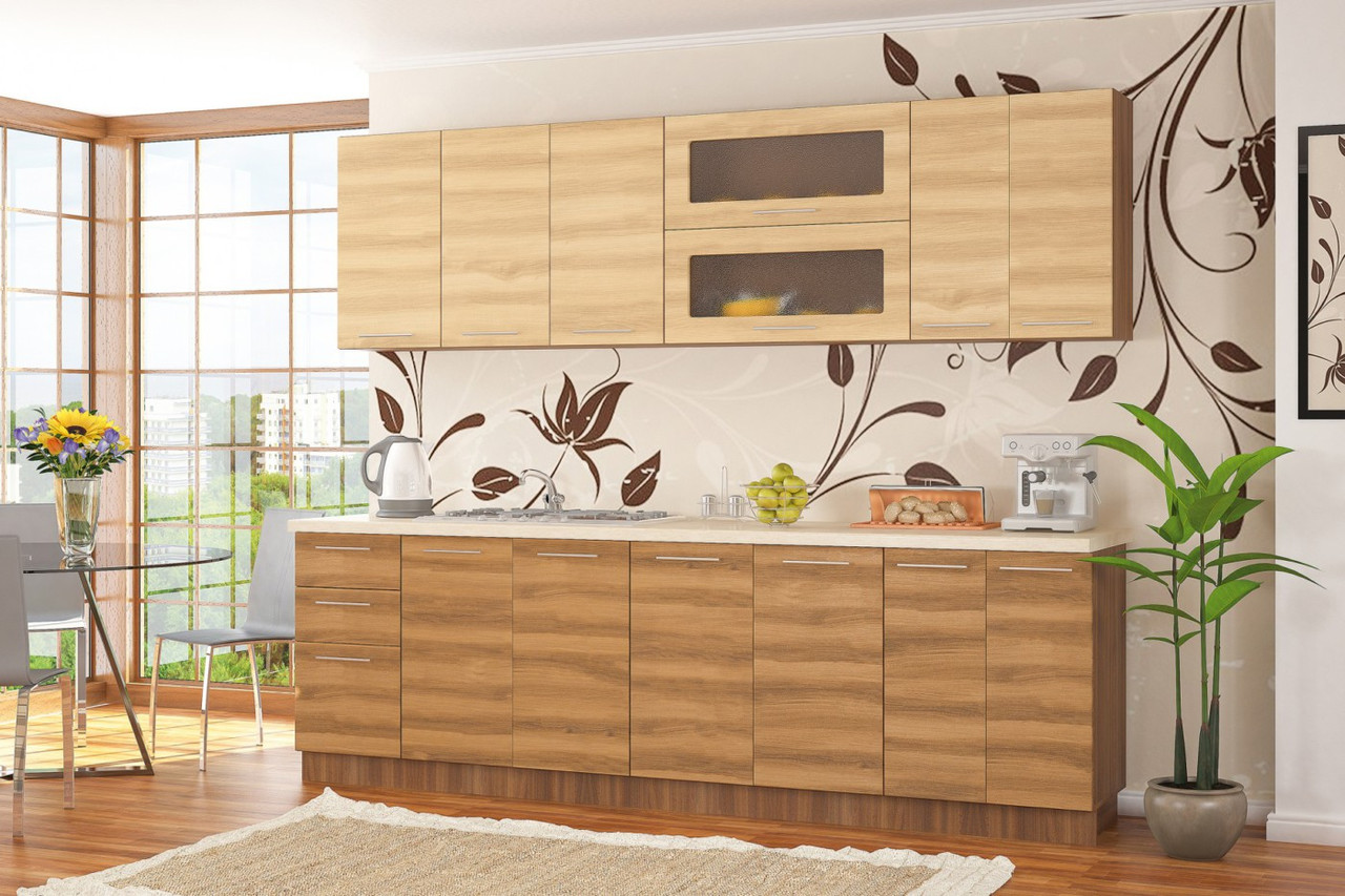 Анюта кухня модульная Мебель-Сервис