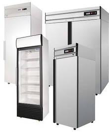 Шкафы холодильные среднетемпературные (0...+8°С)