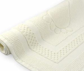 Коврик-Полотенце для ванной Ножки 50Х70 Хлопок 750гр/м2 Кремовый