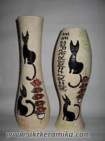 Черный кот, египетская ваза купить недорого оптом