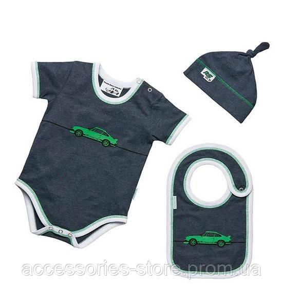 Детский костюм Porsche Baby-Set - RS 2.7 Collection 2016