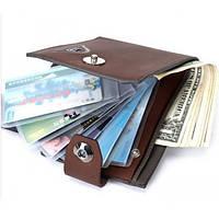 Мужской кошелек, бумажник, портмоне YATEER