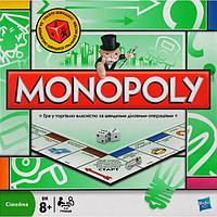 Настольная игра Монополия Украина Monopoly Ukraine Hasbro 8+ 2-6 игроков 90 мин