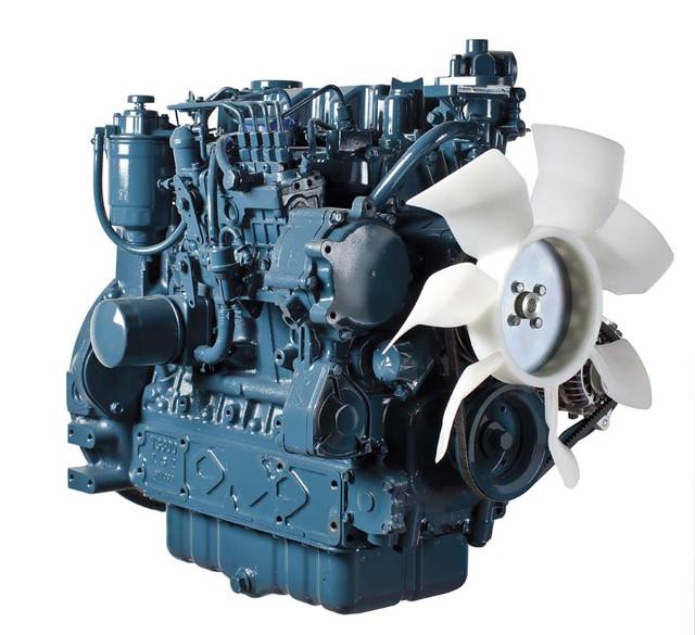 Kubota V3300