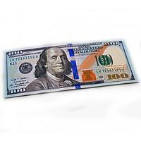 """Кошелек  """"100 DOLLARS"""" new"""