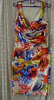 Платье летнее нарядное миди Vera Mont р.42 7419, фото 1