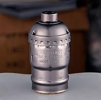 AMP патрон 33 pearl black  E-27 ( в сборе )