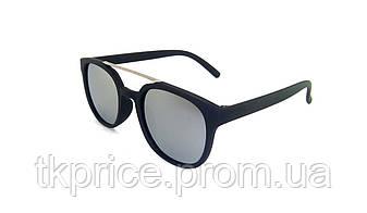 Матовые солнцезащитные очки 8605, фото 2