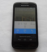 Alcatel One Touch 997D Ardesia Оригинал!