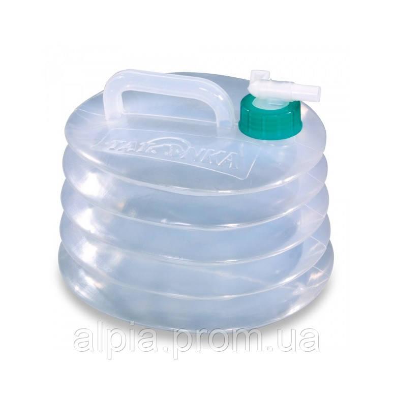 Пластиковая канистра для воды Tatonka Faltkanister 5 л (TAT 3630)