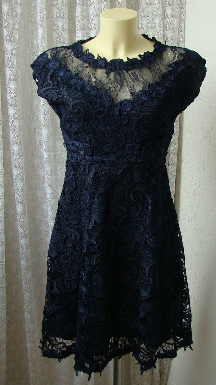 Платье кружевное Studio 75 YAS р.42 7433 - Chek-Anka.com. c36a3e049e8c3