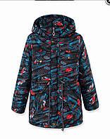 Стильная детская куртка для мальчика в расцветках 41321