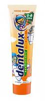 Детская зубная паста Dentalux for Kids Orange 100мл Германия