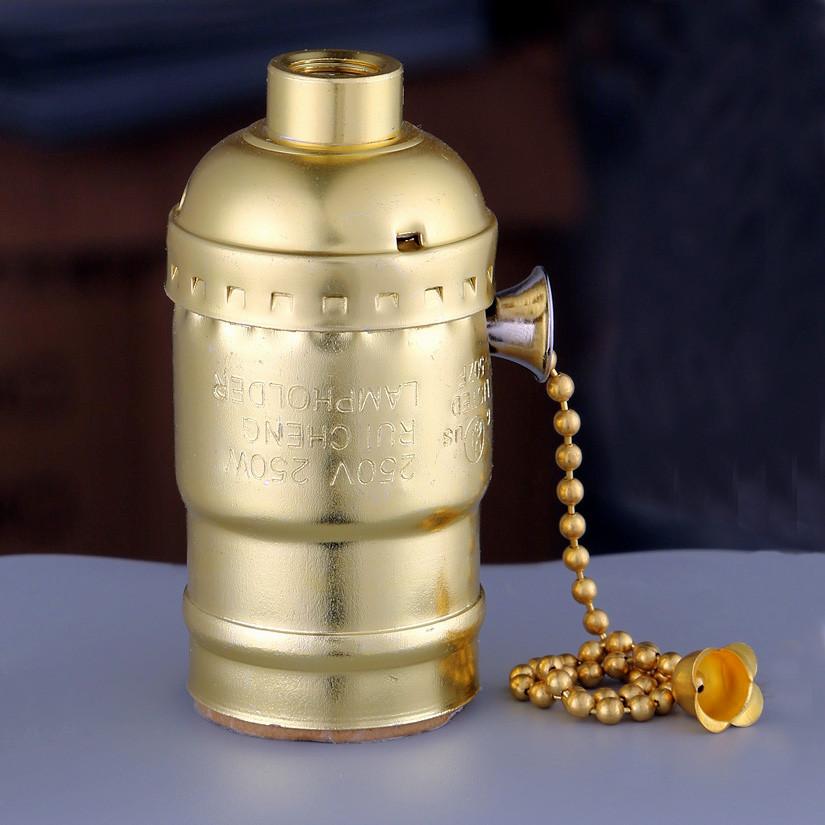AMP патрон 35 gold  E-27 ( в сборе )