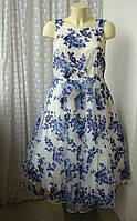 Платье красивое стильное Mint&Berry р.46 7435