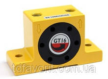 Пневматичні турбінні вібратори серія GT