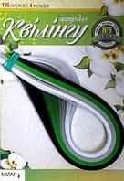 Набор для квиллинга на планшете №6 Серия Весна 420 мм.1 цвет Мицар
