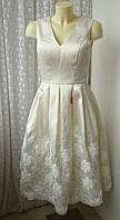 Платье вечернее шикарное Chi Chi р.42-44 7432, фото 1
