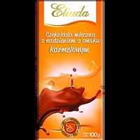Шоколад etiuda с карамелью 100гр.