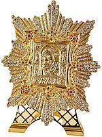 Икона Божией Матери «Почаевская чудотворная»(на подставке) арт. 141