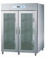 Морозильный шкаф 1400л скло AHK MТ 140 (Германия)