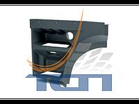 Подножка верхняя левая DAF XF95 1 1997-2002/XF95 2 2002-2006 T130015 ТСП КИТАЙ