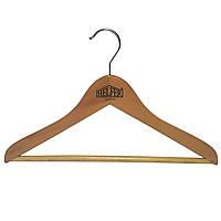 Деревянные детские плечики для  верхней одежды