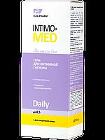 Молочко для інтим. гіг. Elfa Pharm 200мл Intimo+med Daily (5901845500371)