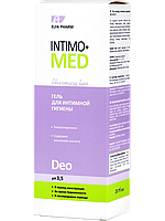 Молочко для інтим. гіг. Elfa Pharm 200мл Intimo+med Deo (5901845500364)