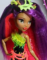 Кукла Monster High Клодин Вульф (Clawdeen Wolf) Электризованные Монстер Хай Школа монстров