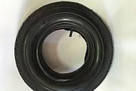 Покрышка к колесу+камера 4.00-8 (390х90мм) для тачки