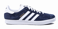 """Кроссовки Adidas Gazelle """"Navy"""" Арт. 0977"""