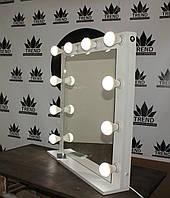 Гримерное, макияжное зеркало для мастера красоты