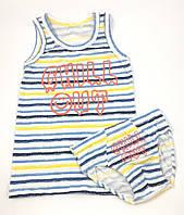 Комплект нижнего белья для мальчика Doni Chill Out, большемерит (р.4/5 лет)