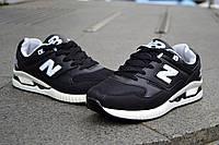 Мужские кроссовки NEW  BALANCE 530 encap, черные / кроссовки мужские Нью Беланс 530 енкап, стильные и удобные
