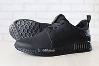 Черные мужские кроссовки Adidas