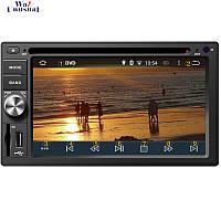"Автомагнитола 2DIN 7"" Pioneer 6220 с DVD,GPS,TV,USB, AUX! 4*50 Вт НОВАЯ"