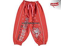Спортивные штаны на девочку 1, 2, 3 года.Детская одежда оптом из Турции