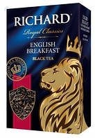 Чай Richard English Breakfast, листовой, 90 г