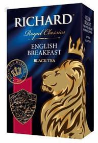 Чай Richard English Breakfast, листовой, 90 г
