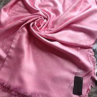 Женский палантин бренд палантин Louis Vuitton женский шарф розовый