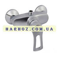 Смеситель для душ-кабины Haiba (Хайба) Hansberg satin 003