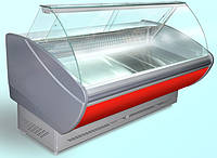 Низкотемпературная витрина ВХН-1,4 «КАРОЛИНА» Технохолод