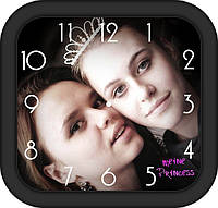 Часы c фото