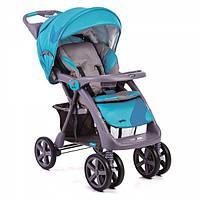 Детская Прогулочная коляска Geoby - боковая защита и съемный мягкий матрасик, столик-бампер, карман, крозина