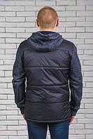 Куртка мужская с трикотажным рукавом